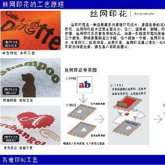 丝网印工艺