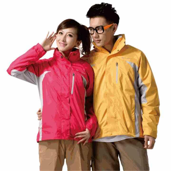 男女情侣款韩版风衣