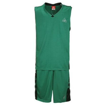 篮球训练系列短袖套装生产