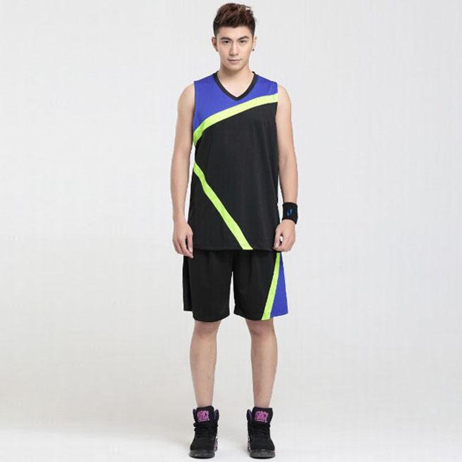 吸湿排汗篮球服套装定做