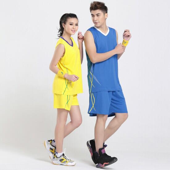 篮球服情侣装生产厂家