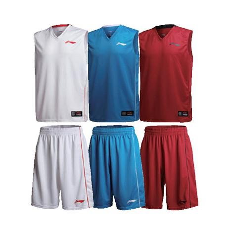 广州篮球运动服套装定做