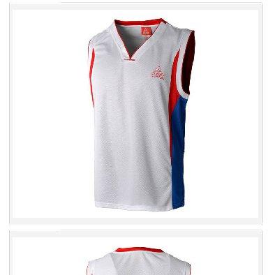 匹克PEAK篮球套装生产定做