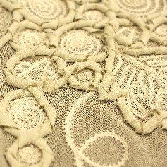 服装刺绣工艺-立感绣